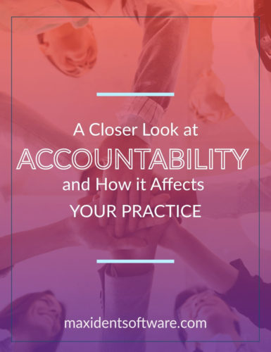 A Closer Look at Accountability and How it Affects Your Practice